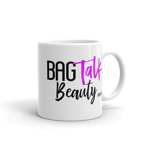 BagTALK Beauty Signature Mug
