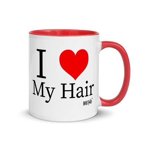 I love My Hair Mug