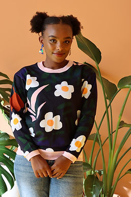 Secret Garden Sweater