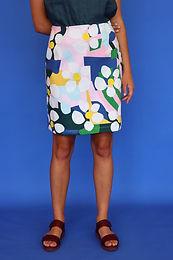 Bloom A-line Skirt