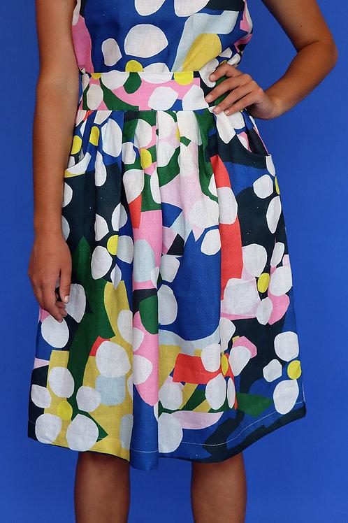 Bloom Waisted Skirt