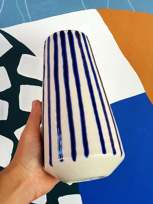 Stripe Vase