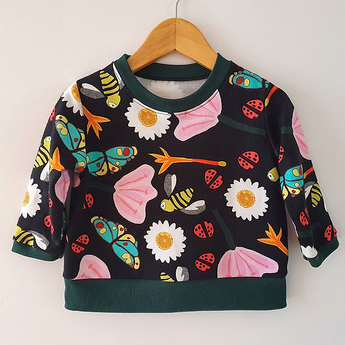 Pollination Kids Sweater