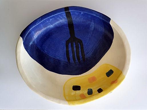 Fork Bowl Large