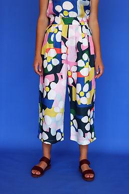 Bloom Linen Pants