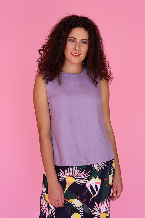 Lilac S/L Top