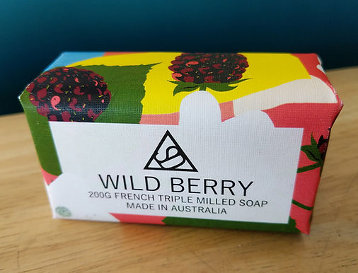 Wildberry Soap