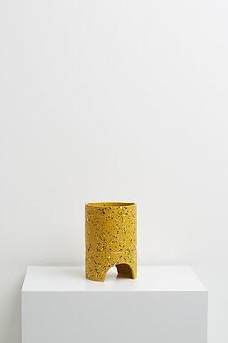 Archie Pot Golden Terrazzo