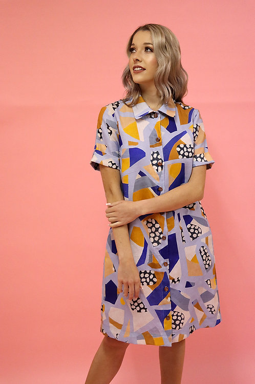 Breeze Shirt Dress