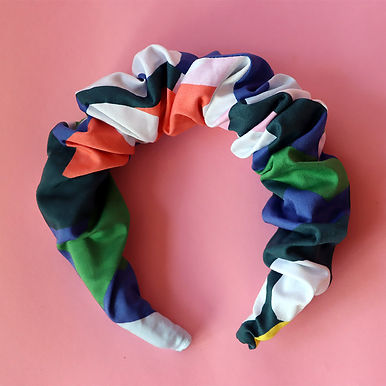 Bloom Scrunchie Headband