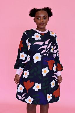 Secret Garden Jumper Dress