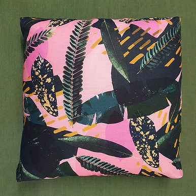 Forest Cushion Cover