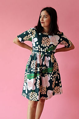 Posy Smock Dress