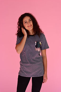 Forty Spots Pocket Tee