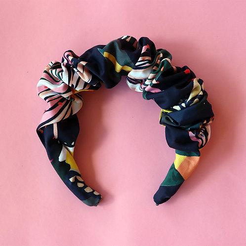 Posy Scrunchie Headband