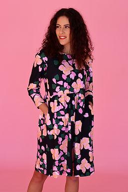 Botanical Smock Dress