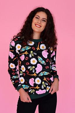 Pollination Sweater
