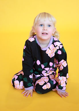 Botanical Kids Sweater