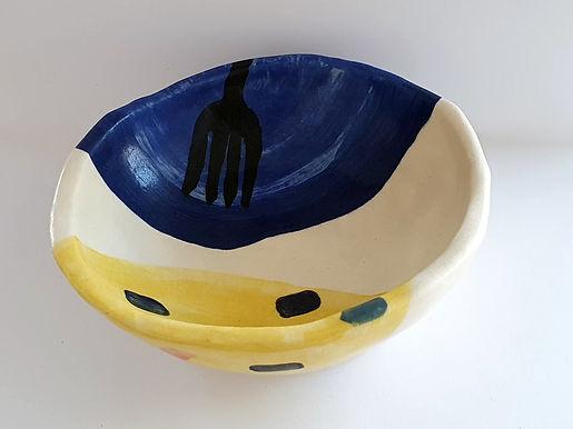 Fork Bowl Medium