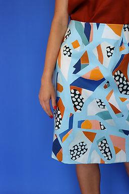 Breeze Pencil Skirt