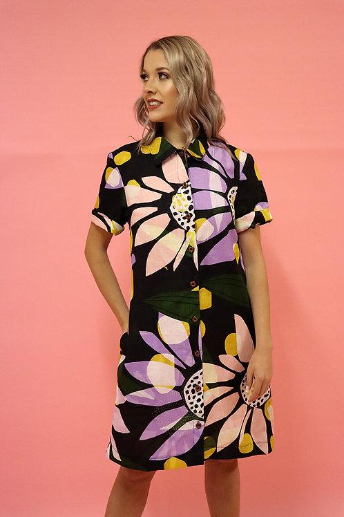 Daisy Shirt Dress