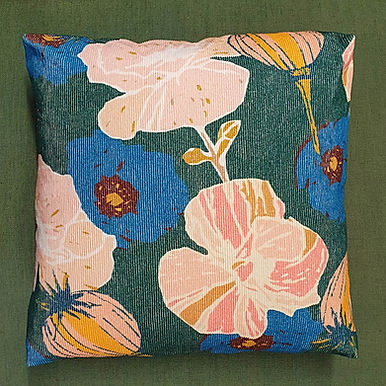 Poppy Cord Cushion Cover