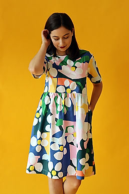 Bloom Smock Dress