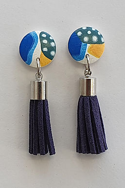 Breeze Tassel Earrings