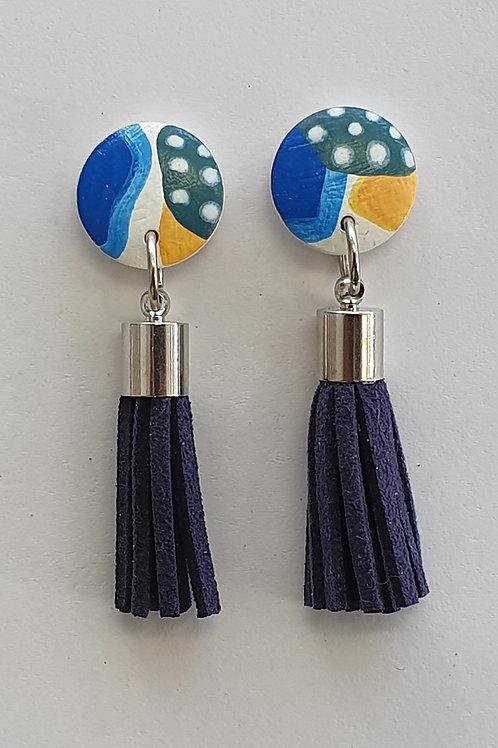 Breeze Tassel Earrings