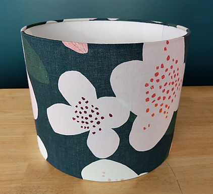 Trees for Bees Lampshade
