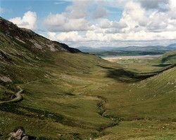Glengesh Pass also known as