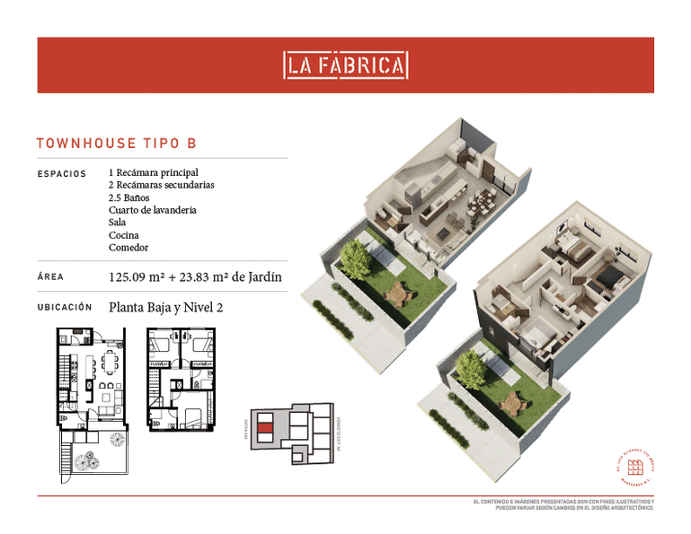 Townhouse Tipo B