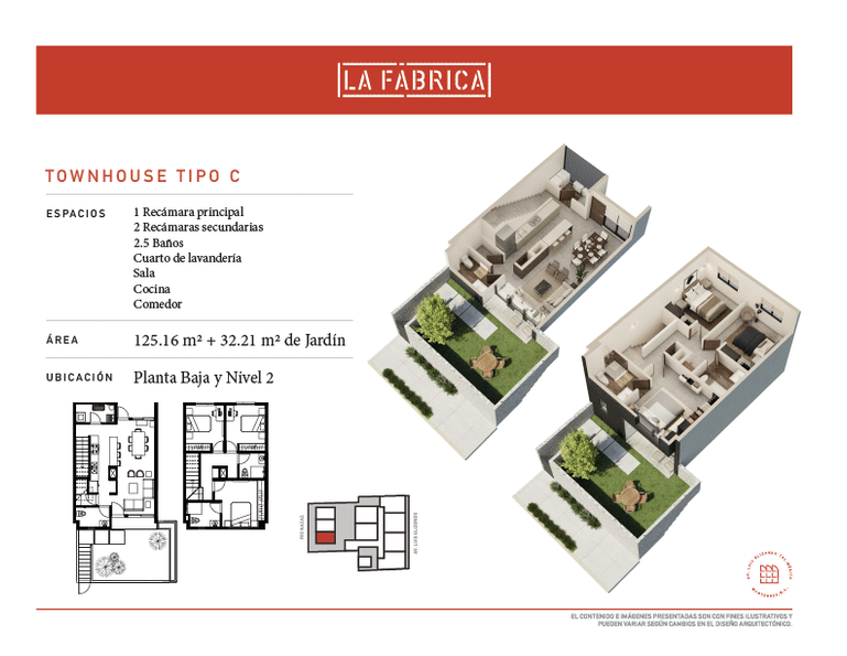 Townhouse Tipo C