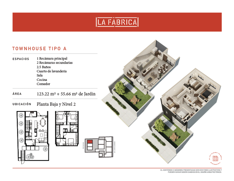 Townhouse Tipo A