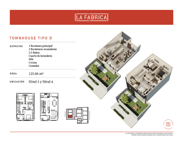 Townhouse Tipo D