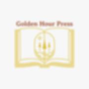 """Golden Hour Press"" Logo"