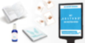 Grafik Design Logo Visitenkarten Produktdesign kreative Dienstleistung