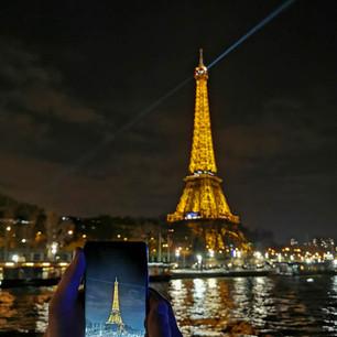 P30 Launch Paris