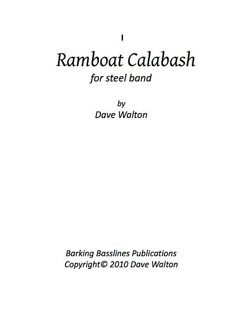 Ramboat Calabash
