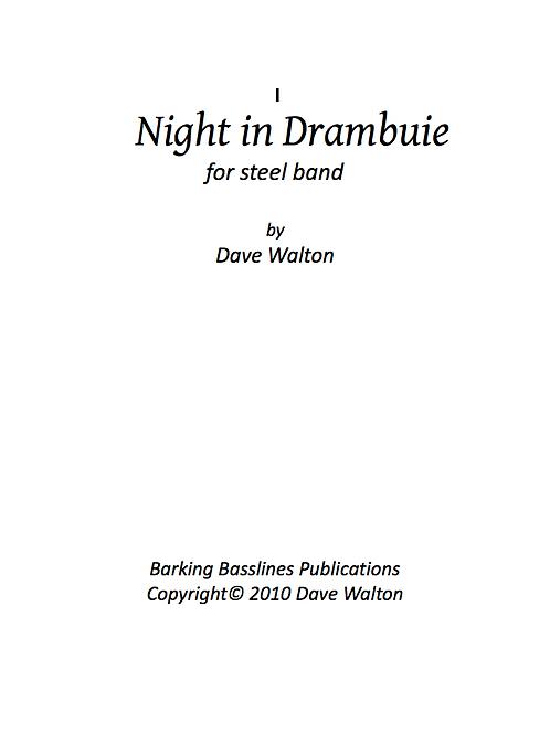 Night in Drambuie