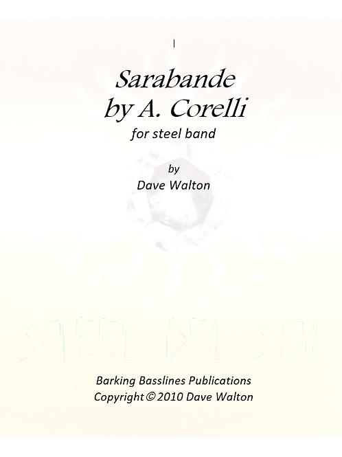 Sarabande by A. Corelli