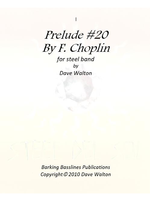Prelude #20 by F. Choplin