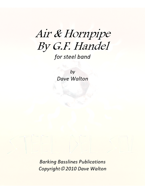 Air & Hornpipe by G.F. Handel