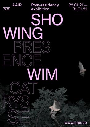 Showing Presence | AAIR