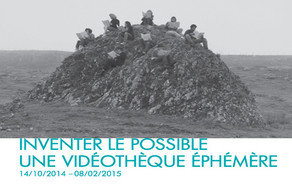 JEU DE PAUME | INVENTING THE POSSIBLE - EPHEMERAL VIDEO LIBRARY
