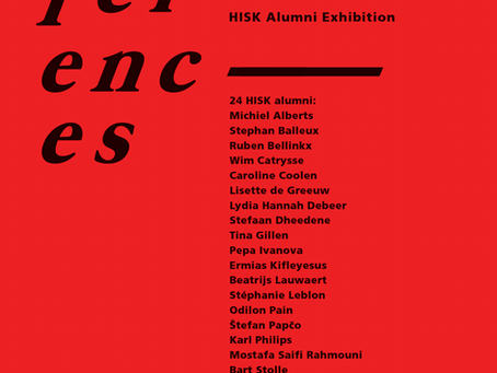 'Differences', a HISK alumni exhibition, Brussels, 2021
