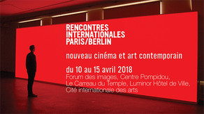 RENCONTRES INTERNATIONALES | Paris