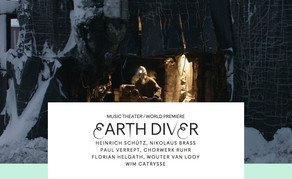 EARTH DIVER | RUHRTRIENNALE