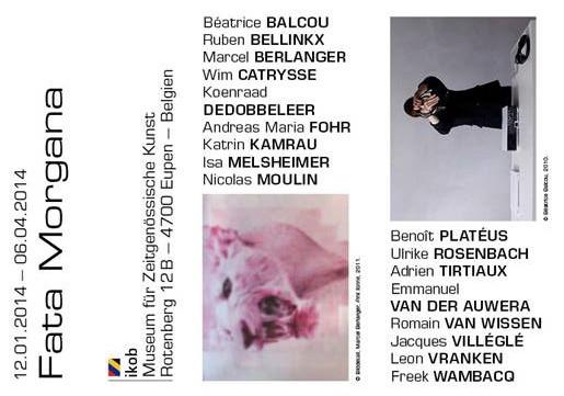 IKOB MUSEUM_FATA MORGANA - WIM CATRYSSE / MSR