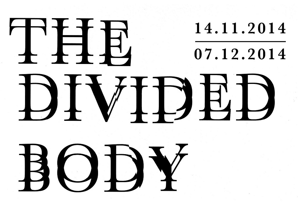 THE DIVIDED BODY - WIM CATRYSSE